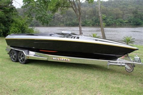 Force Ski Boats For Sale by Force Boats Australia Racing Social Race Boats