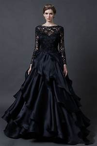 Black Wedding Dresses Pictures Details Wedding In The ...
