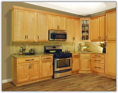 Kitchen Hardware Ideas For Oak Cabinets  Home Design Ideas