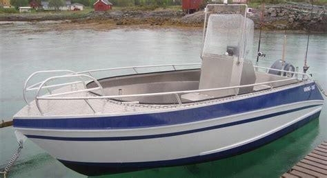 Aluminium Boot Norwegen by Aluboote