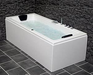 Badewanne Mit Armatur : whirlpool badewanne venedig mit 6 massaged sen ~ Markanthonyermac.com Haus und Dekorationen