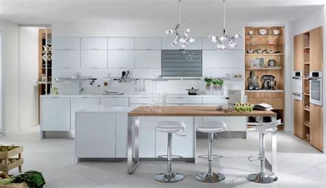 en photos les plus belles cuisines blanches la cuisine blanche eclat de perene