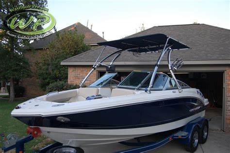 Sea Ray Boats Vs Bayliner by Wakeboard Tower Boat Tower Waketower Speakers Pontoon
