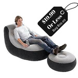intex lounge chair with ottoman only 19 99