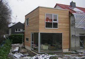 Holzanbau Am Haus : holzanbau energetische sanierung eines reihenhauses anbau pinterest cabane jardin ~ Markanthonyermac.com Haus und Dekorationen