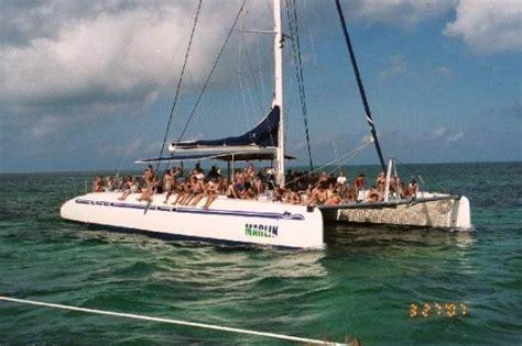 Catamaran Cruise In Cuba by Varadero Catamaran Cruise Picture Of Varadero
