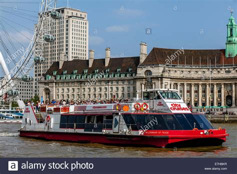 Buy A Boat In London by City Cruises River Thames Boat Tour London England