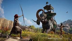 Assassin's Creed: Origins - 75 PC-Einstellungen via Animus ...