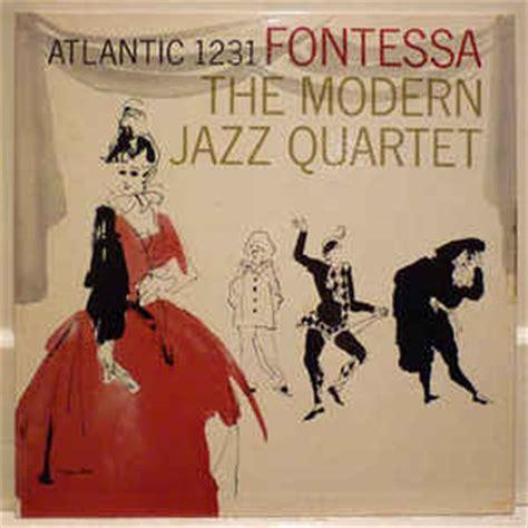 the modern jazz quartet fontessa at discogs