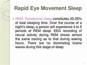 Normal Sleep and Sleep disorders