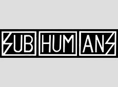 Subhumans Love Southend