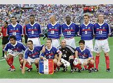 DIAPORAMA Coupe du Monde qu'est devenue l'équipe de