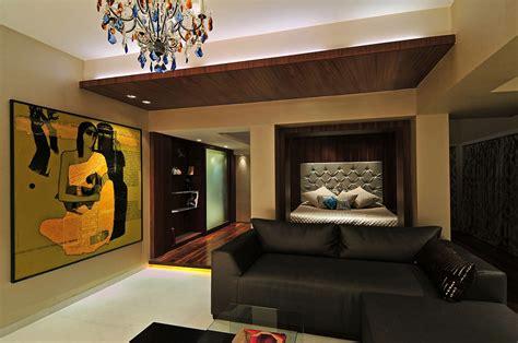 Home 2 Decor Mumbai : Bedroom, Three Story Home, Mumbai, India By Zz Architects