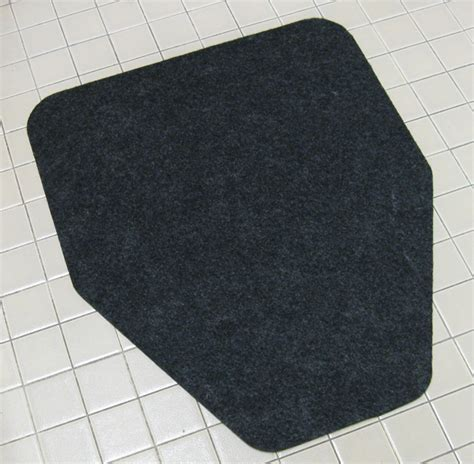 disposable mats are bathroom mats by american floor
