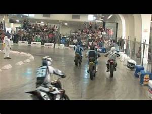 San Jose Indoor Short Track 2009 East West Shootout - YouTube