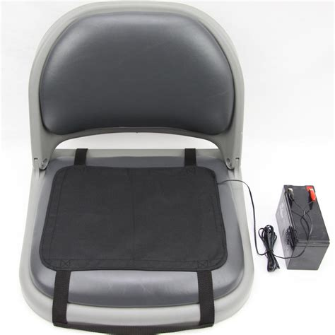 clam 174 heated seat slip cover 173370 fishing gear at sportsman s guide