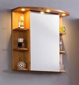 Spiegelschrank Weiß Holz : badezimmer spiegelschrank holz ~ Markanthonyermac.com Haus und Dekorationen
