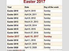 calendar 2017 april easter Xmas