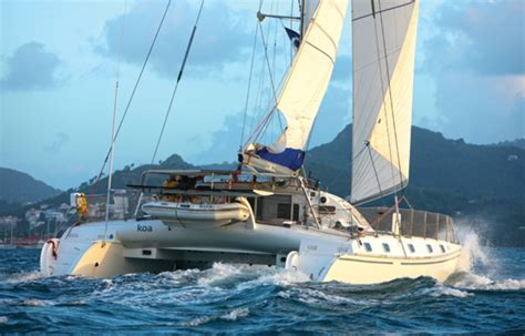 Catamaran For Sale Gran Canaria by Crossing The Atlantic On A Catamaran With The Arc Sail