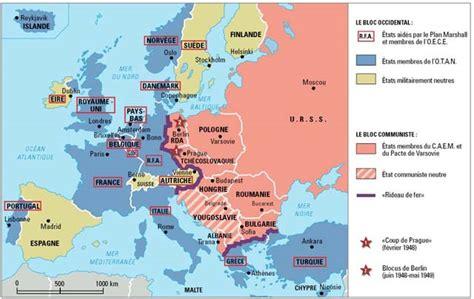 1989 2009 mur de berlin la construction europ 233 enne par les cartes r 233 seau d 233 changes de