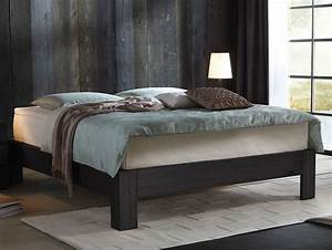 Betten Ohne Kopfteil : boxspringbett ohne kopfteil in eiche massiv kingston ~ Markanthonyermac.com Haus und Dekorationen
