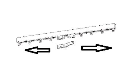tringle chemin de fer 3m50 224 3m74 plumetis s a r l