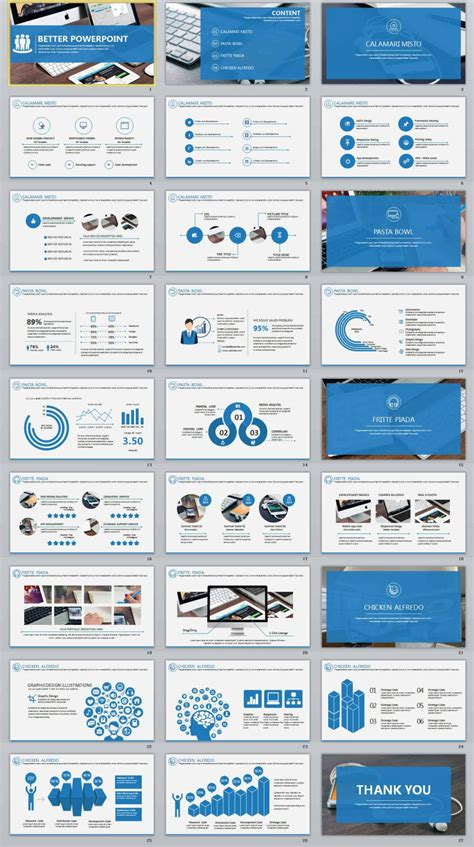 27+ Better Blue Professional Powerpoint Templates  The Highest Quality Powerpoint Templates And