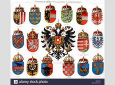 heraldry, coat of arms, AustriaHungary, coats of arms of