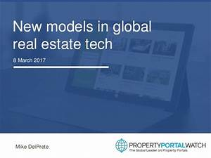 New models in global real estate tech