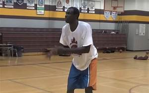 Dominant 6-foot-9 high school basketball player really 30 ...