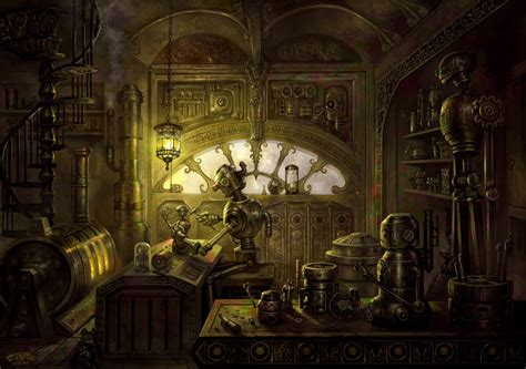 The United Federation of Charles: What is Steampunk?