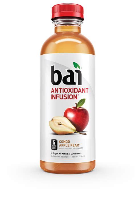 bai congo pear 18 fl oz pack of 12 jet
