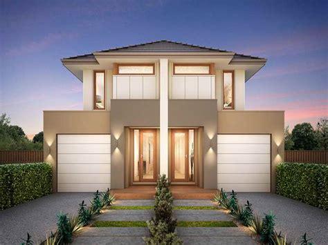 simple storey townhouse designs ideas duplex blueprints and plans luxury duplex house plans