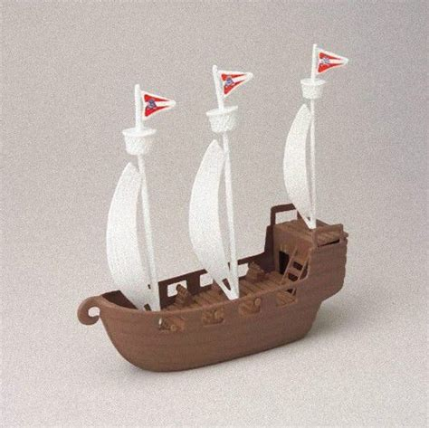 Toy Boat Party Favors by Pirate Ship Toy Party Decoration Favor Cake Topper New In