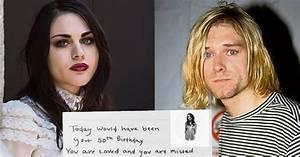 Kurt Cobain's daughter pays touching 50th birthday tribute ...