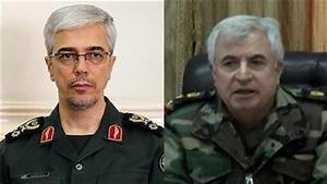 PressTV-Iran's top military commander visiting Syria