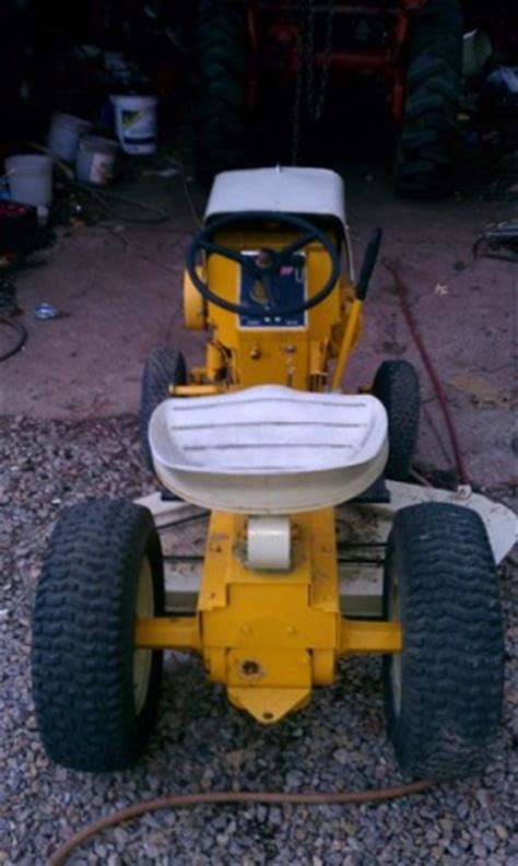 cub cadet 100 deck lift pto problems farmall cub