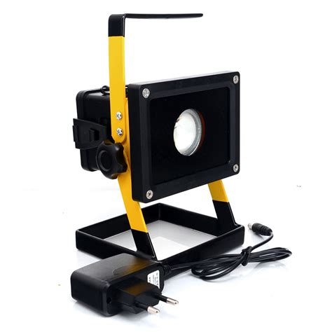 rechargeable portable 30w led cing light l faretti esterno faretto projecteur led