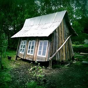 Wie Baue Ich Ein Gartenhaus : huehnerstall selber bauen ideen 05 pimp my bauernhof ~ Markanthonyermac.com Haus und Dekorationen
