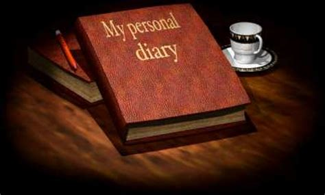 Platonism How, What, Why To Write In 'my Personal Diary'? Personal Diary Writing Methodololy