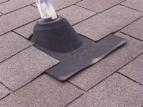 Rubber Boot Roof Jack by Plumbing Boot