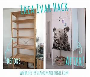 Ikea Ivar Hack : hester 39 s house updates ikea ivar hack hester 39 s handmade home ~ Markanthonyermac.com Haus und Dekorationen