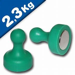 Magnet Pinnwand Groß : kegelmagnet kegel pinnwand magnet gro 19 x 25mm gr n neodym h lt 2 3 kg b romagnete ~ Markanthonyermac.com Haus und Dekorationen