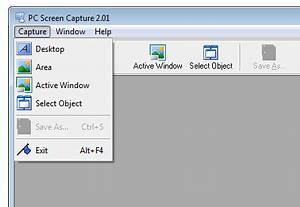 PC Screen Capture - Download