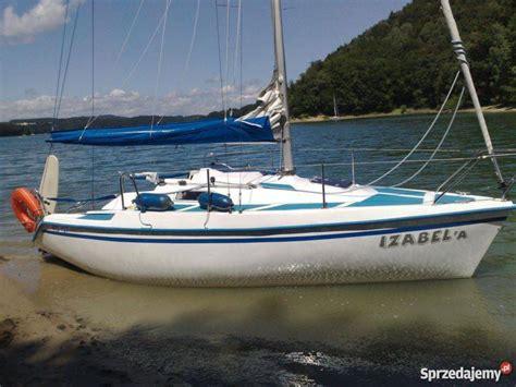 Jacht Sasanka 620 by Jacht żagl 243 Wka Sasanka 620 Wersja Z Wydłużoną Rufą Krak 243 W