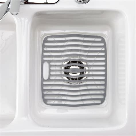sink mats oxo grips sink mats the container store