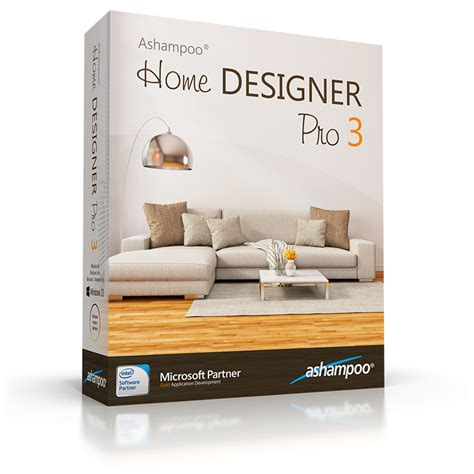 Ashampoo® Home Designer Pro 3  Overview