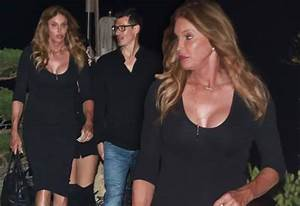 Hoping Nobody Notices: Caitlyn Jenner Steps Out for SUSHI ...