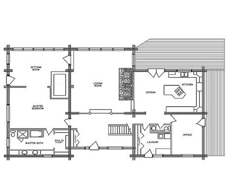 log home floor plan ponderosa log home floor plan showplace