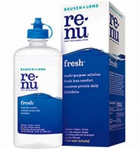 renu fresh Multi-Purpose Solution : Bausch + Lomb